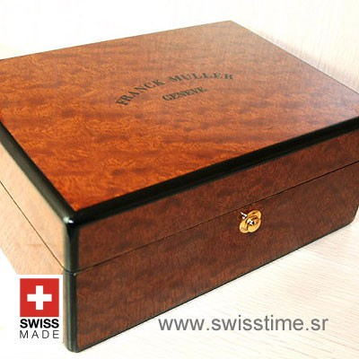 Franck Muller Box Set With Papers-1929