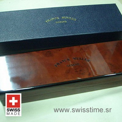 Franck Muller Box Set With Papers-1930