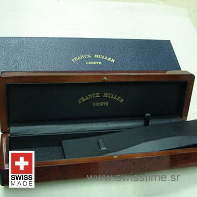 Franck Muller Box Set With Papers-1931