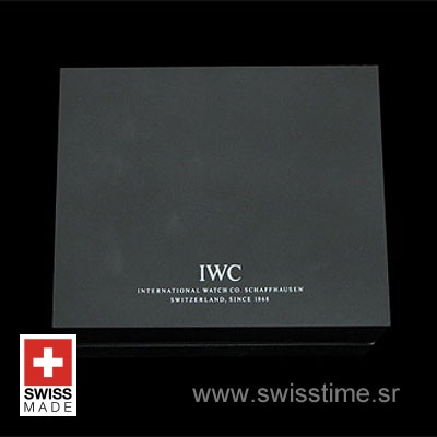 IWC Box Set With Papers-1946
