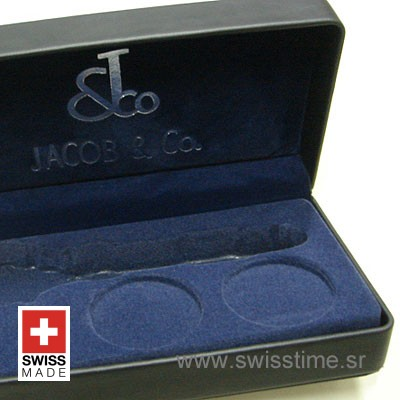 Jacob & Co. Box Set With Papers-1950