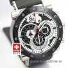 Jacob and Co Epic 2   Rubber Strap Watch   Swiss Time Watch