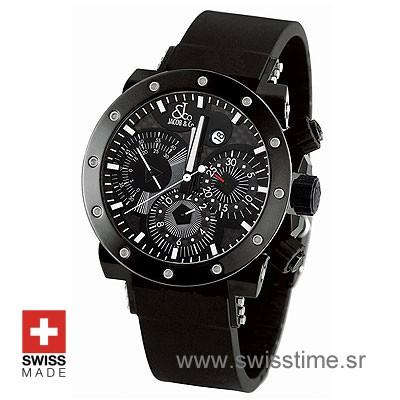 Jacob and Co Epic II Black Titanium | Swiss Time Replica Watch