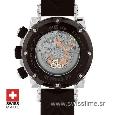 JACOB and Co Epic II 47mm   High Quality Swiss Replica Watch