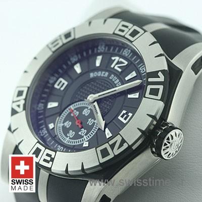 Roger Dubuis Easy Diver SS Black-439