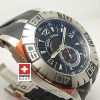 Roger Dubuis Easy Diver SS Black - Red-448