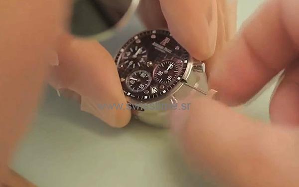 Making of Audemars Piguet Swiss Replica Watch AP clone movement