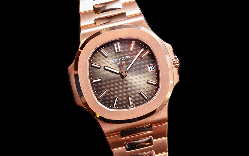 Best Patek Philippe Nautilus Rose Gold Replica Watch Review