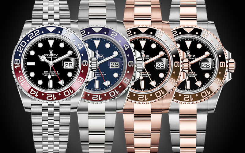 Rolex Oyster Perpetual GMT Master II | Swiss Replica Watch