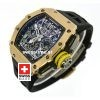 Felipe Massa Richard Mille RM011-03 Rose Gold | SwissTime