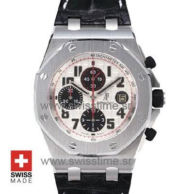 Audemars Piguet Royal Oak Offshore panda | Swisstime Watch