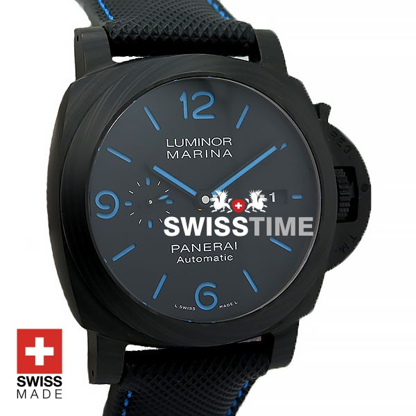 Panerai Luminor Marina Carbotech | Swisstime Replica Watches
