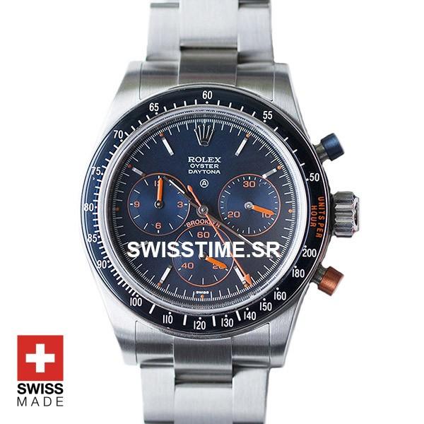Rolex Cosmograph Daytona Cool Hand Brooklyn Replica Watch