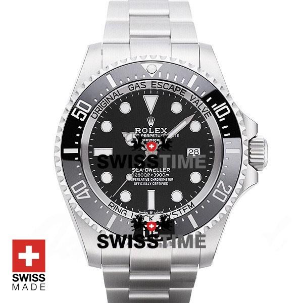 swiss replica rolex deepsea 126660