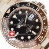 Rolex Yacht-Master Ceramic Bezel | Black Dial Replica Watch