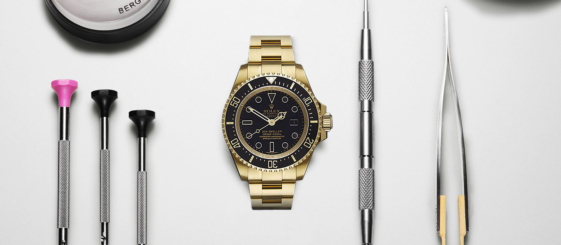 Rolex Deepsea Customized