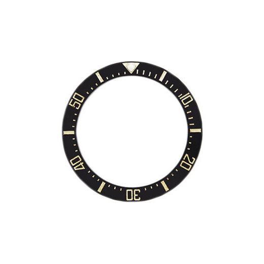 Rolex Deepsea Gold Bezel