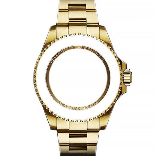 Rolex Deepsea Gold Case