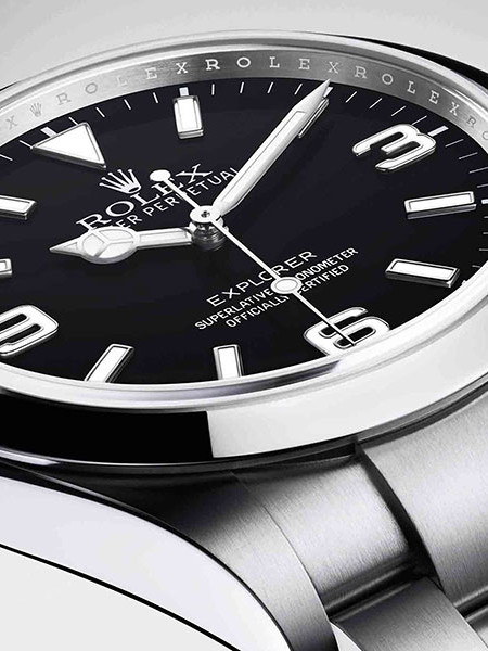 Rolex Stainless Steel Replica Watch