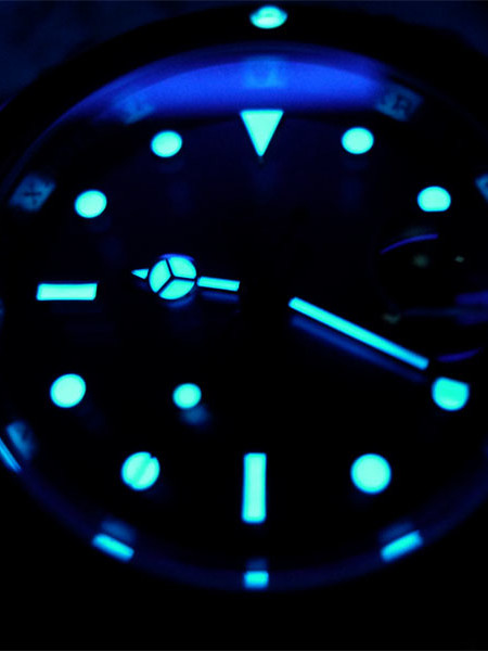 Sapphire Crystal Replica Watches   Super Luminova Watches