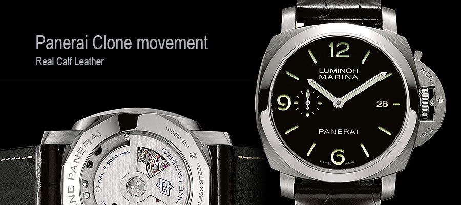 Pamerai Clone Movement Replica Watch