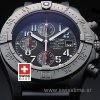 Breitling Avenger Skyland Blacksteel   Luxury Replica Watch