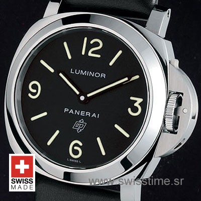 Panerai Luminor Base Logo PAM000
