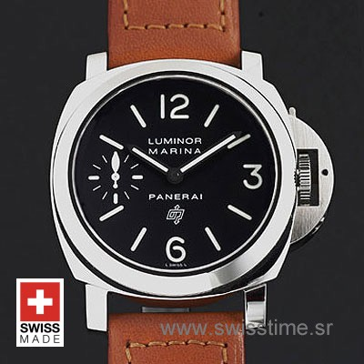 Panerai Luminor Marina Logo PAM005 | Steel Replica Watch