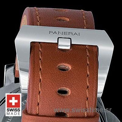 Panerai Luminor Marina Logo PAM005   Steel Replica Watch