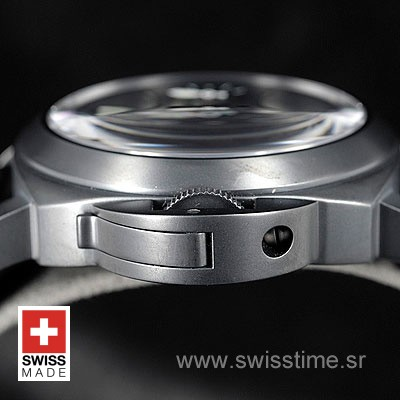 Buy Panerai Luminor Marina Left Handed Carbotech   Swisstime