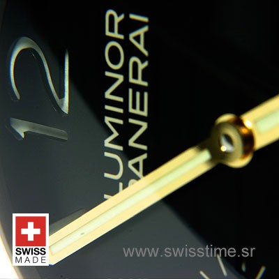 Panerai Luminor Marina 1950 | Black Dial Luminous Markers