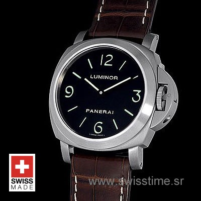 Buy Panerai Luminor Marina PAM176 | Titanium Replica Watch