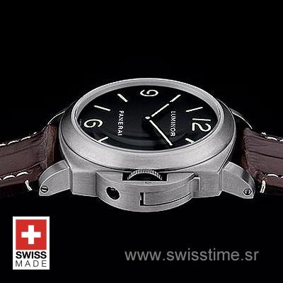 Buy Panerai Luminor Marina PAM176 | Titanium Replica Watch