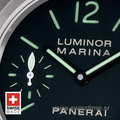 Panerai Luminor Marina Titanium PAM177