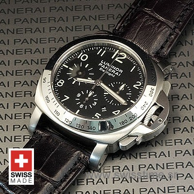 Panerai Luminor Chrono Daylight PAM196
