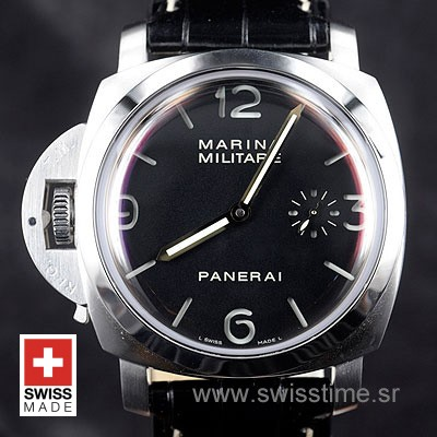 Panerai Luminor Marina Left Handed | Swisstime Replica Watch