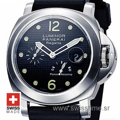 Panerai Luminor Regatta Power Reserve 2005 PAM222