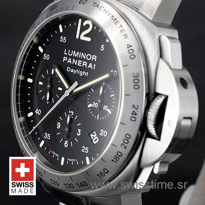 Panerai Luminor Chrono Daylight PAM236