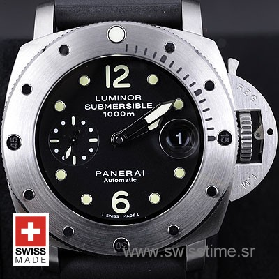 Panerai Luminor Submersible 1000m PAM243