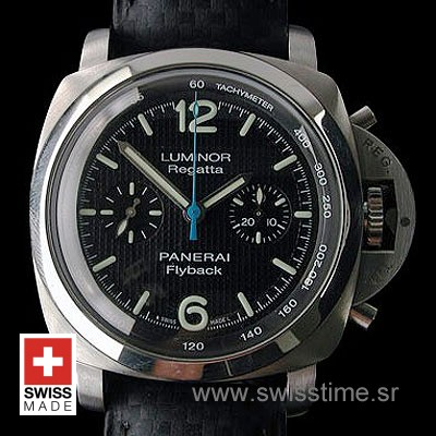Panerai Luminor 1950 Flyback Regatta PAM253-0