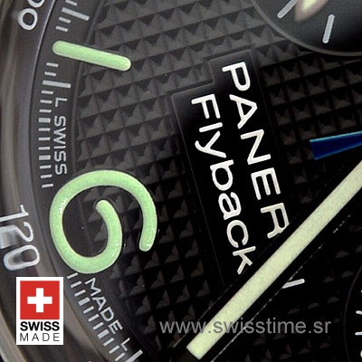 Panerai Luminor 1950 Flyback Regatta PAM253-158