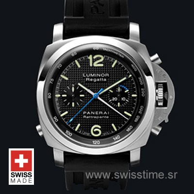 Panerai Luminor 1950 Regatta Rattrapante | Swisstimw Watch