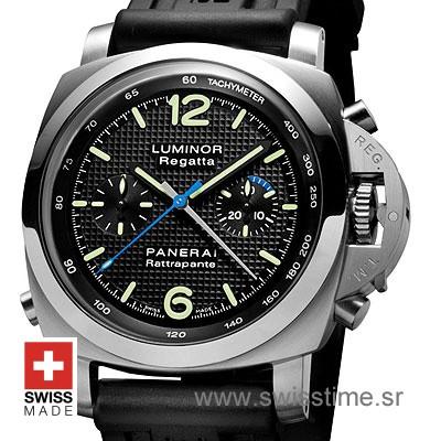 Panerai Luminor 1950 Regatta Rattrapante | Swisstimw Watch
