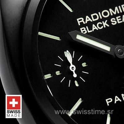 Panerai Radiomir Black Seal PAM292