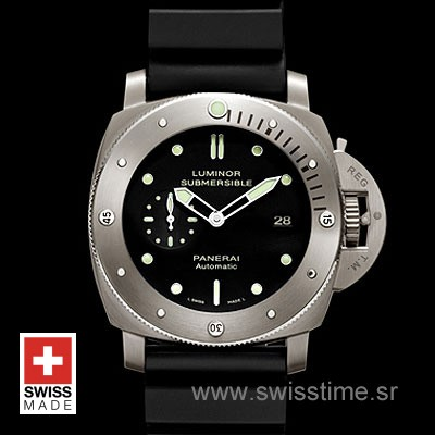 Panerai Luminor Submersible 1950 3 Days Automatic | Swisstime