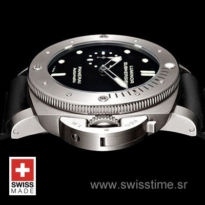 Panerai Luminor Submersible 1950 3 Days Automatic   Swisstime