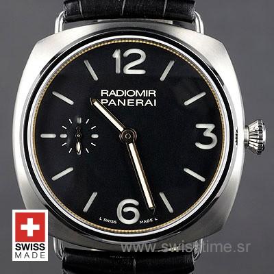 Panerai Radiomir Titanium Black PAM309