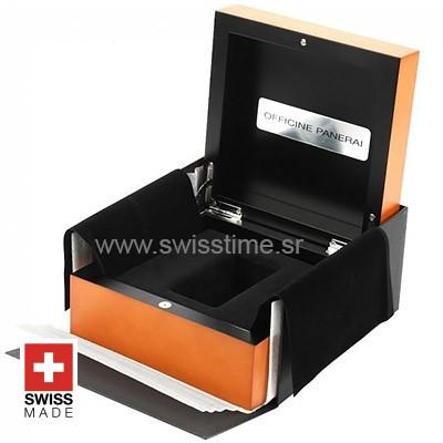 Panerai Wooden Box Set Swiss Replica