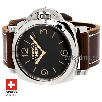 Panerai Luminor 1950 3 Days Acciaio 47mm PAM372 Swiss Replica