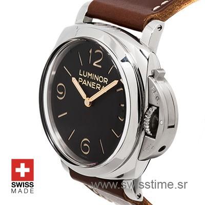 Panerai Luminor 1950 3 Days Acciaio 47mm PAM372 Swiss Replica